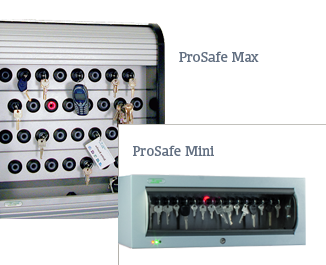 Deister Electronics ProSafe Max and ProSafe Mini
